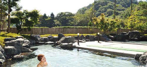関東地方 温泉があるキャンプ場 温泉入浴 日帰り温泉 オートキャンプ