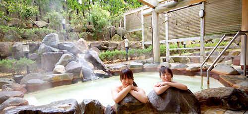 北陸地方 温泉があるキャンプ場 温泉入浴 日帰り温泉 オートキャンプ